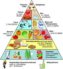 PYRAMIDE ALIMENTAIRE 1